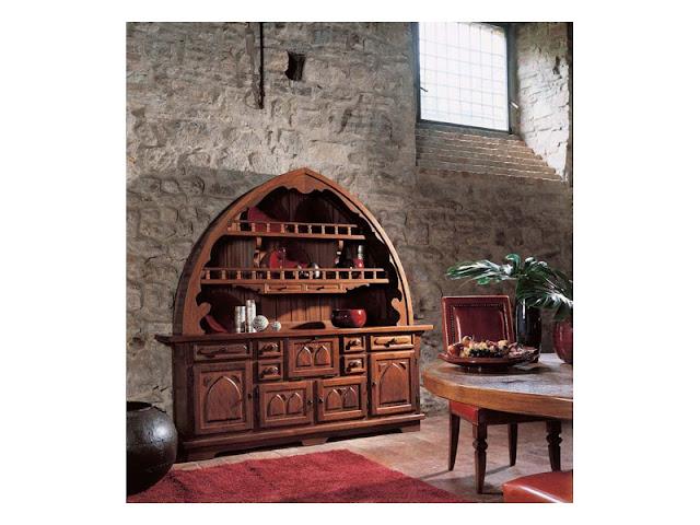 Halloween tutto l 39 anno arredare in stile gothic dark for Arredamento gotico