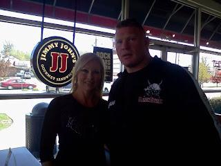 WWE Brock Lesnar Wife