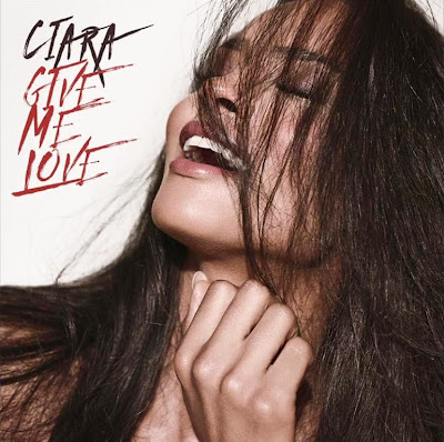 Ciara unveils Give Me Love single cover.