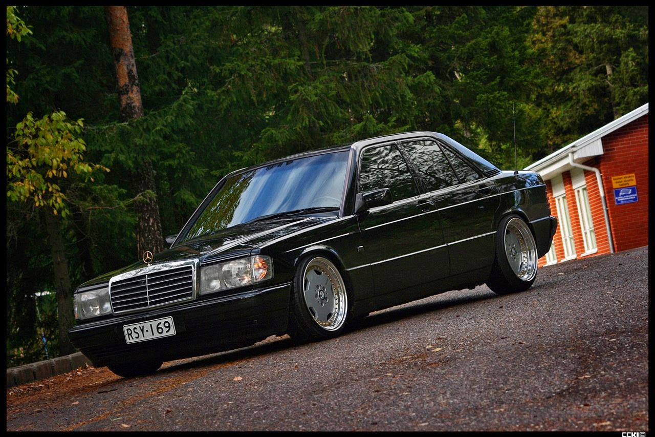 mercedes benz w201 190e amg aero wheels benztuning. Black Bedroom Furniture Sets. Home Design Ideas