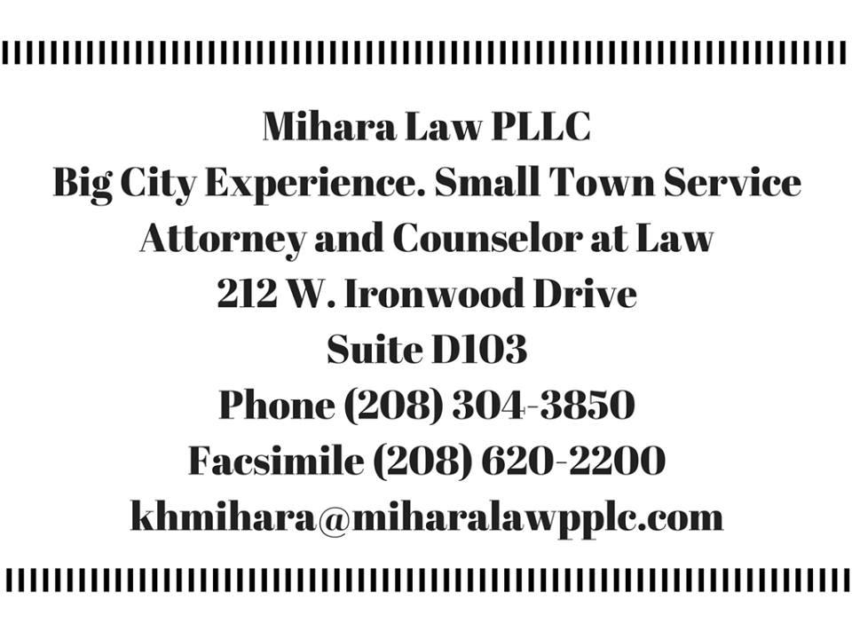 Mihara Law PLLC