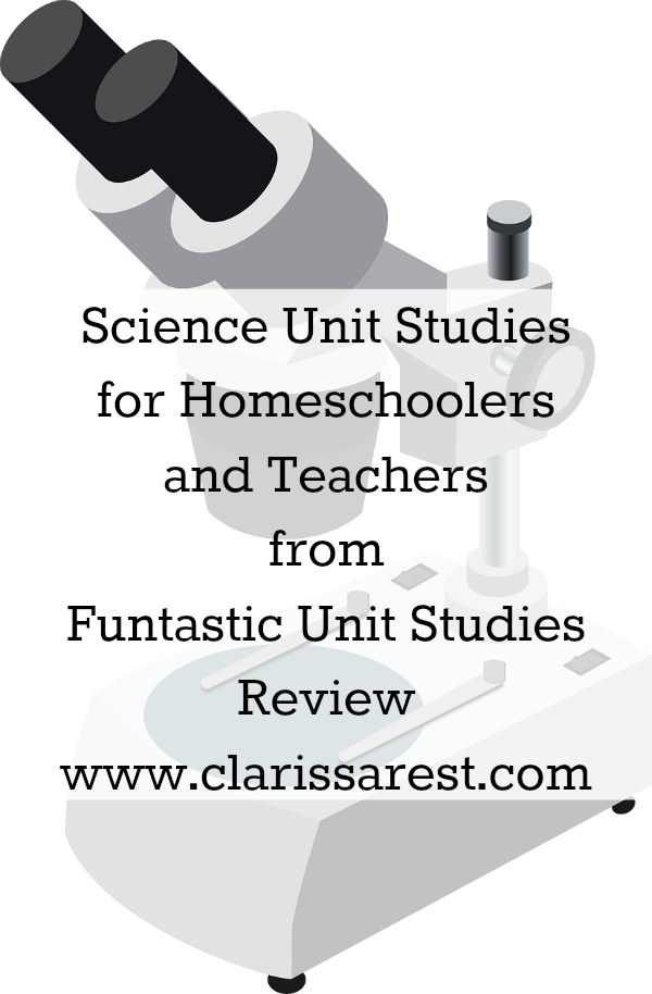 in-depth review of a science homeschool handbook for ages 4-13!