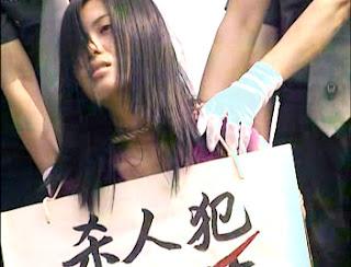 wanita cantik yang di hukum mati - lensaglobe.blogspot.com