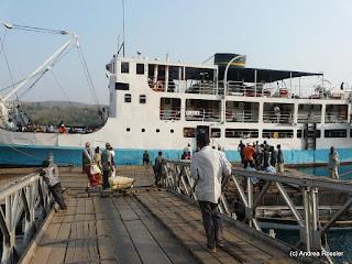 Reisen Afrika Malawi Nkhata Bay Ilala