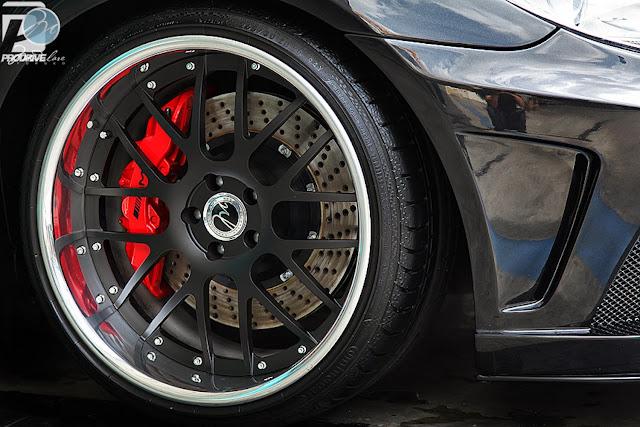 modulare wheels