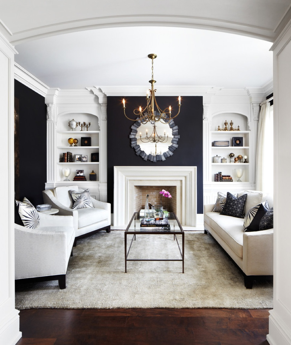 Panache Designs : Favorite Houzz Living Rooms for Today