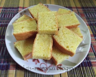 Kek Oren Simple