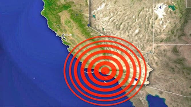 SISMO DE 5,1 GRADOS SACUDE LOS ANGELES