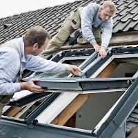 Wymiana okna dachowego Velux