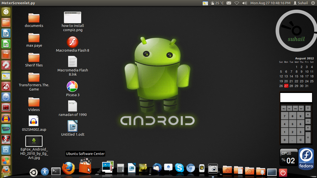 Suhailhack How To Make 3d Desktop For Ubuntu Linux