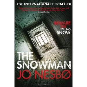 CheckMeOut.blog: The Snowman by Jo Nesbo.