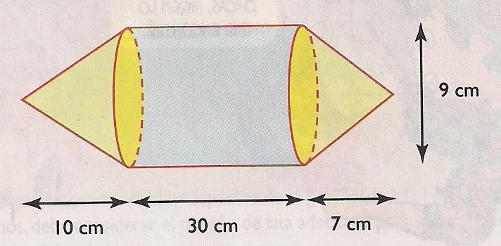 ¿Cómo calcular el volumen de cuerpos geométricos?: Equipo 1