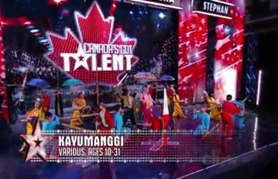 Mga Pinoy Pasok sa Canadas Got Talent