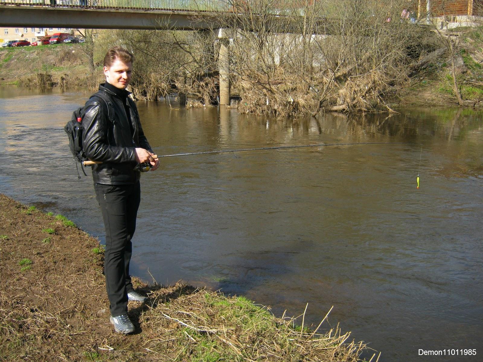 рыбалка в вязьме отчеты 2017