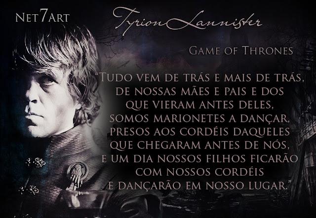 Frases Da Série Game Of Thrones Tyrion Lannister Peter Dinklage