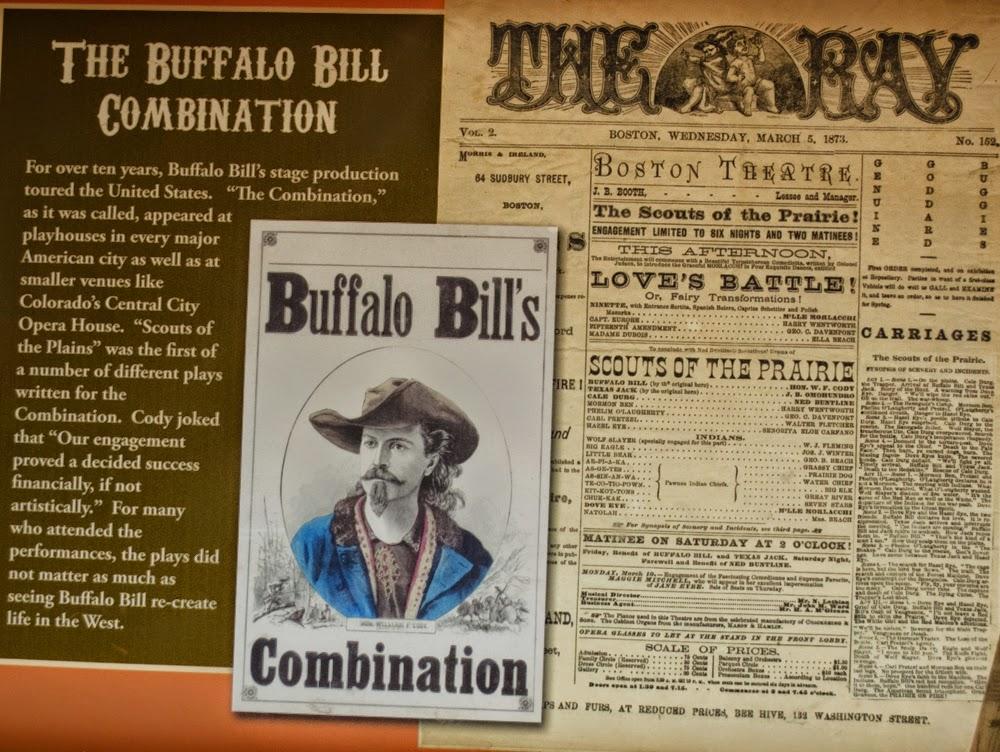 buffalo bill essay