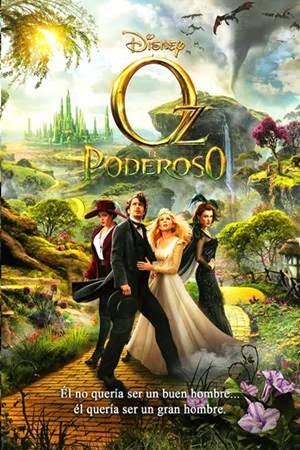 Imagen Oz: El Poderoso DVDRip Latino