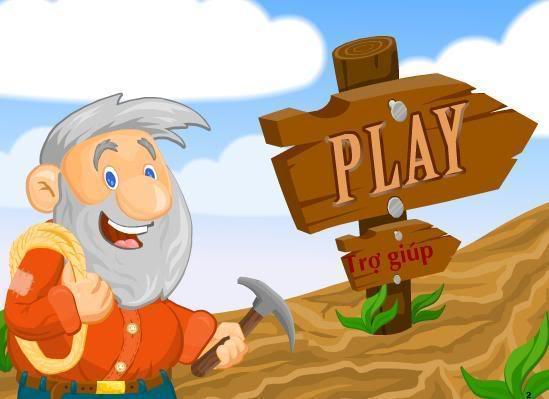 Games Xả Stress với Game Flash Đào vàng 2 Online