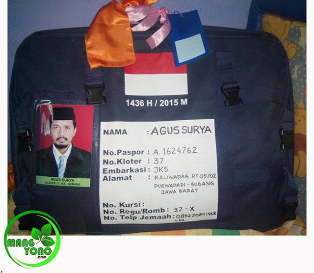 INFO HAJI SUBANG dari Kang H. Agus Suraya