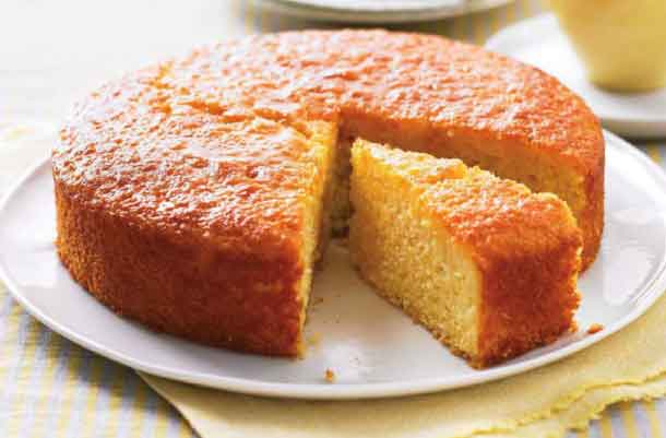 Easy Food Recipes and Cooking   Lighter lemon drizzle cake