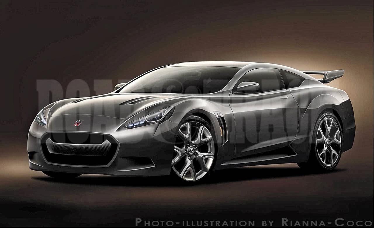 New nissan sports car 2014