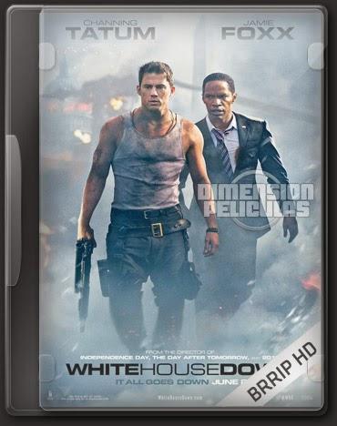 White House Down (BRRip HD Inglés Subtitulada) (2013)