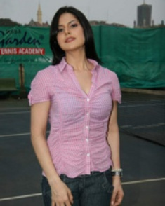 hot zarine khan
