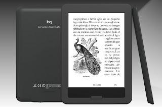 Análisis BQ Cervantes Touch Light
