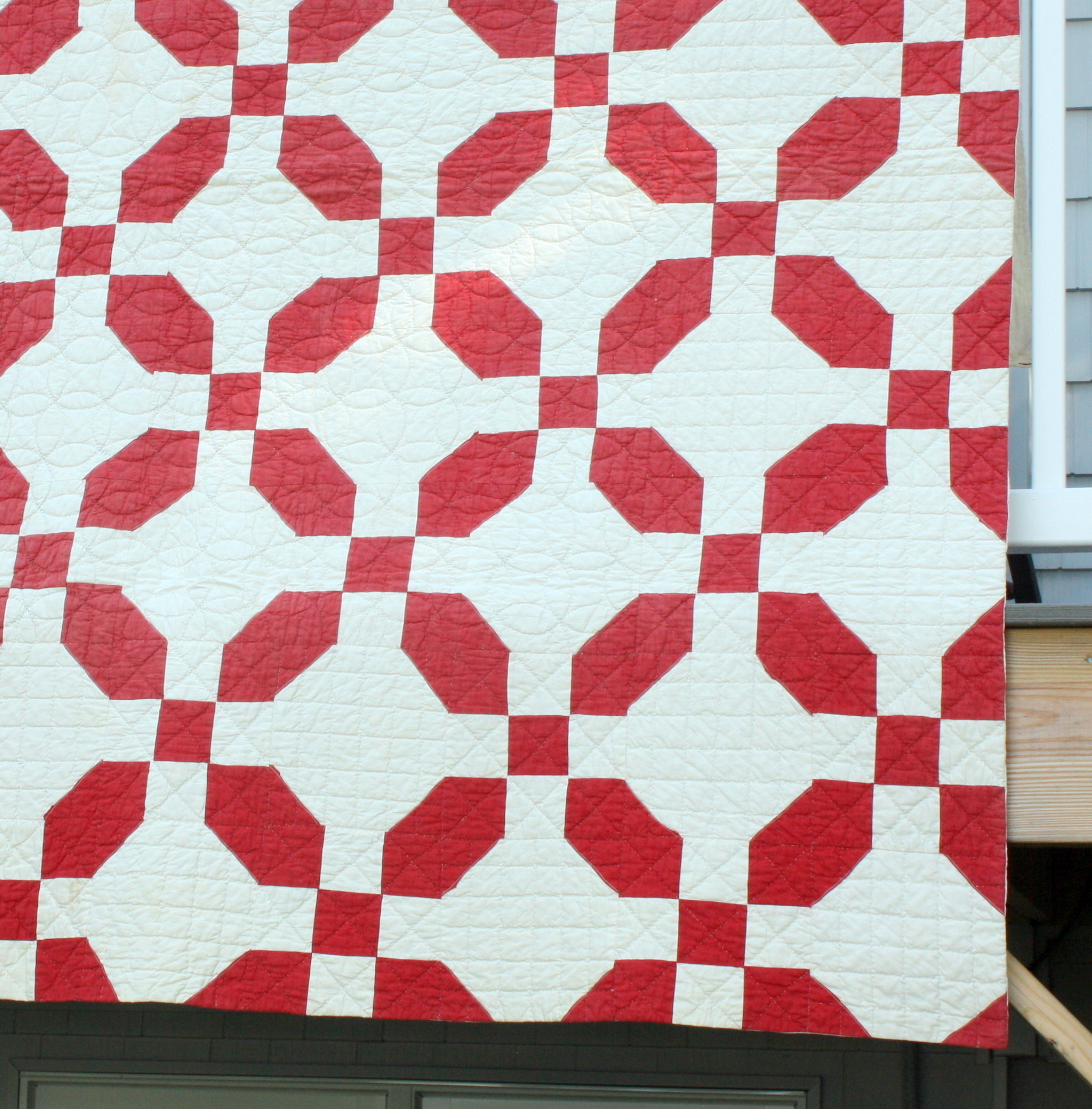 Antique quilts - Diary of a Quilter - a quilt blog : red and white quilt - Adamdwight.com