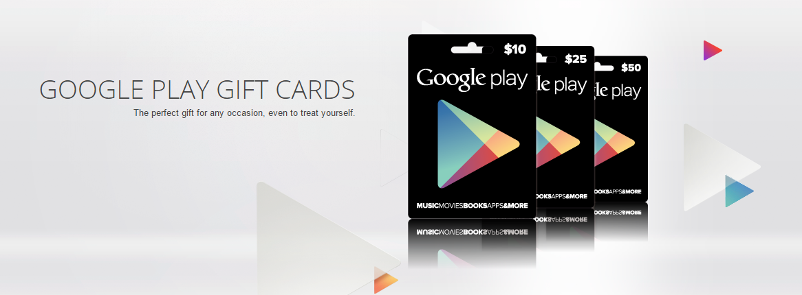 Cara Membeli Aplikasi Playstore Dengan Redeem Gift Card Code