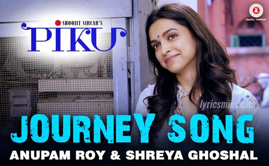 Journey Song from Piku