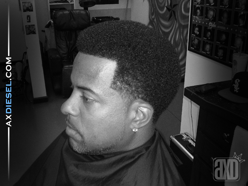 Nappy Afro Taper Why do people say black hairstyles like dreadlocks ...