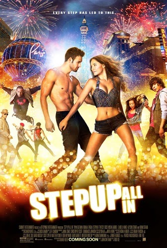 Film Step Up All In 2014 di Bioskop