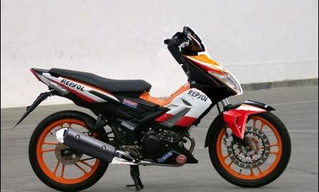 New Honda Blade 150R