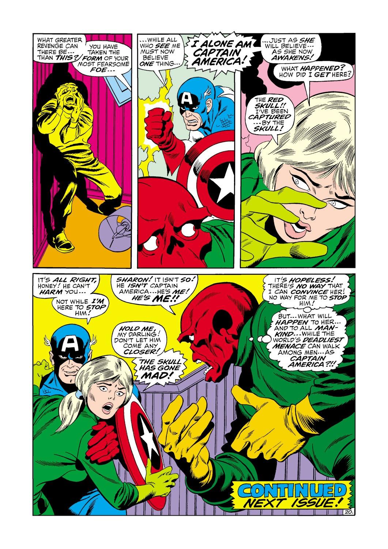 Captain America (1968) Issue #115 #29 - English 21