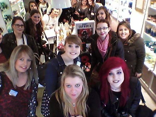 corkblogmeet15 selfie