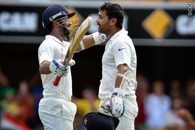 Ajinkya-Rahane-Murali-Vijay-Century-Australia-vs-India-2nd-Test-Day1-Brisbane