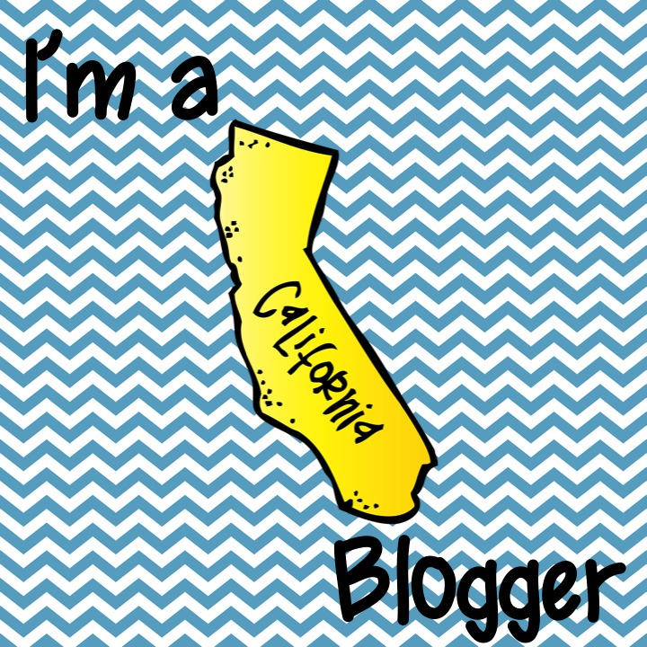 I'm a California Blogger