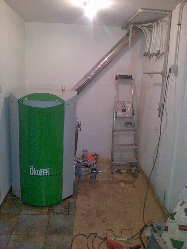 Calderas de biomasa reforma gasoil por pellet expres en - Calefaccion por pellets ...