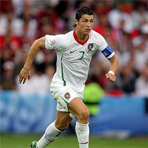 cristiano ronaldo on field wallpapers
