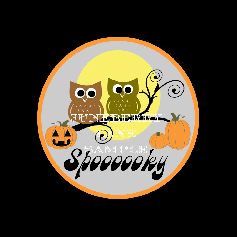 Juneberry Lane: 'Owl Edition' Halloween Printables!