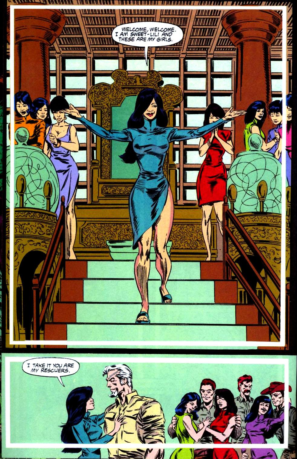 Deathstroke (1991) Issue #15 #20 - English 13