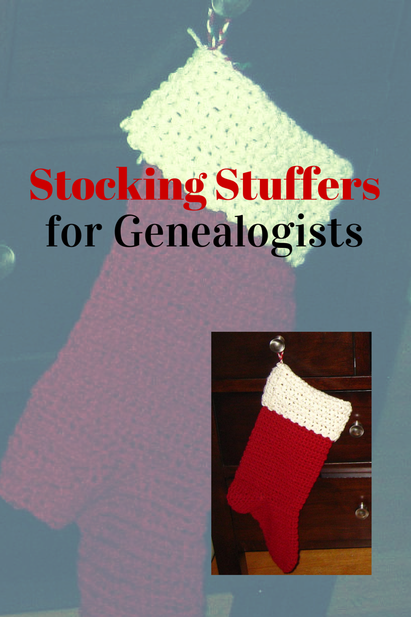 presents, stocking stuffers, genealogy, genealogists, Christmas