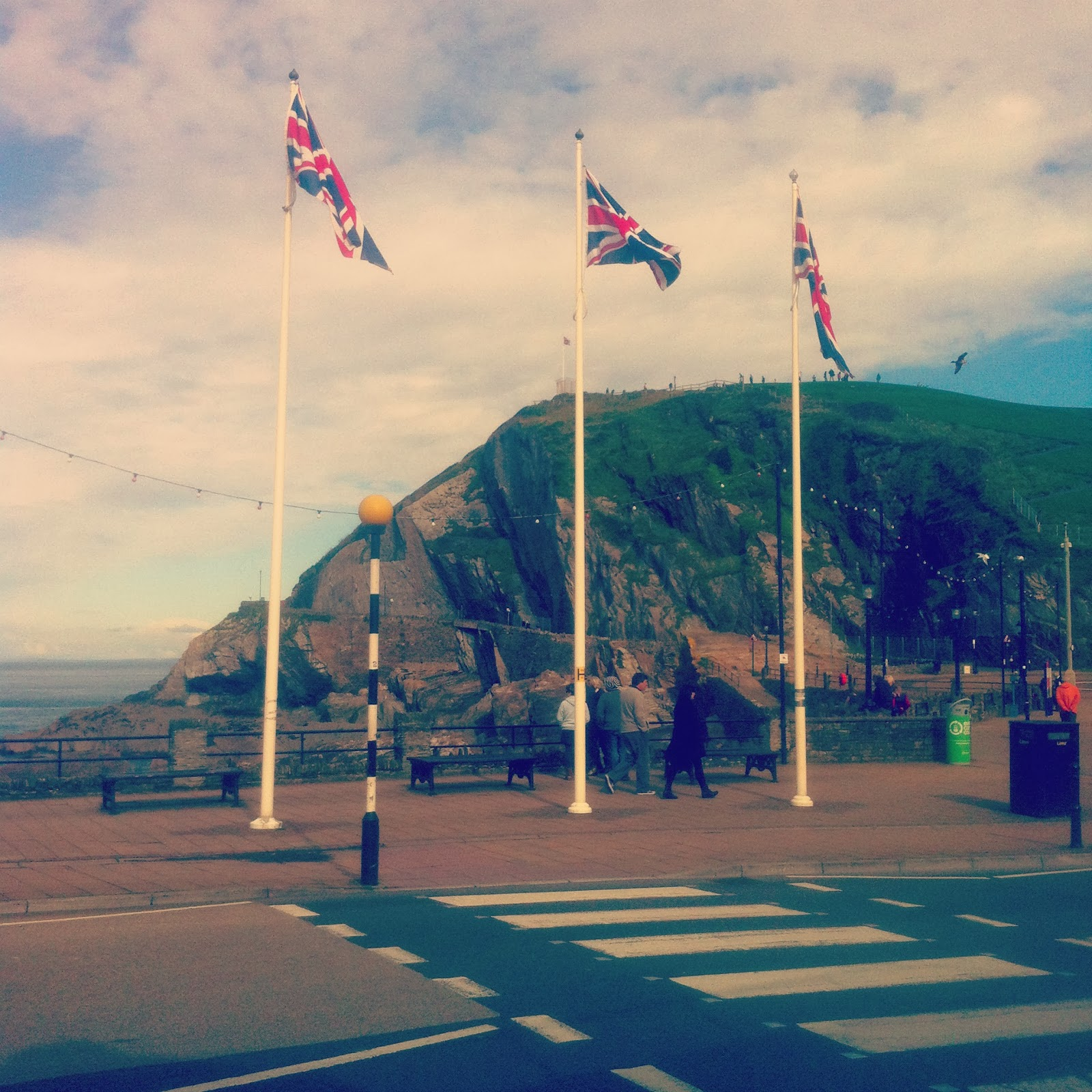 ilfracombe seafront
