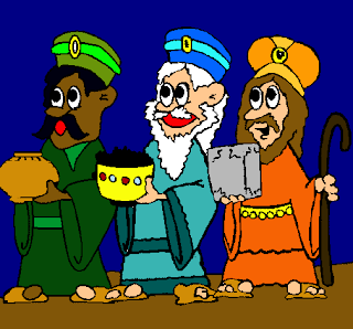 The Three Wise Men's Images, part 5