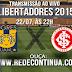 TIGRES/MEX x INTERNACIONAL - 22/07 - Libertadores 2015 - 22h