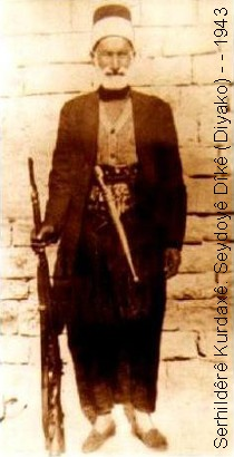 Seydo Diko - the Diyako of Afrin