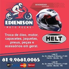 Edienison Moto Peças