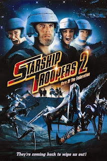 Watch Starship Troopers 2: Hero of the Federation (2004) movie free online