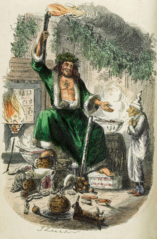 "Dickens' A Christmas Carol - ""A Ghost Story of Christmas"""